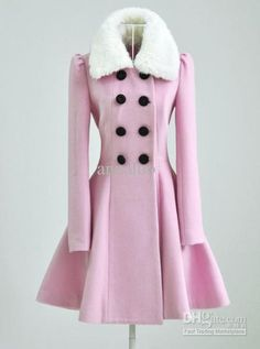 Wholesale Sewing Buttons - Buy Fashion Coats Lovely Double Button ...