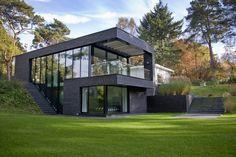 Copierwoning in Zeist wint Reynaers Projectprijs 2015.  Een ontwerp van Jevanhet Architectuur.