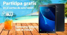 ¡Sorteazo de una tablet  Samsung!