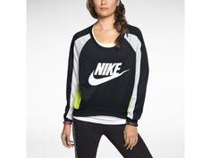 Felpa Nike Fearless Crew - Donna