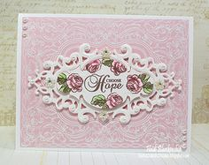 Vintage Filigree Layer Dies
