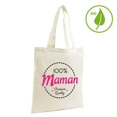 Sac shopping pour votre super maman. Tarifs dégressifs à partir de 3 articles. #maman #fetedesmeres #fetedesmamans #mère