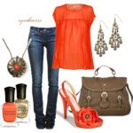Beautiful Spring Colors - Polyvore