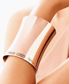 Tiffany  Co. Cuff ~ Colette Le Mason @}-,-;---