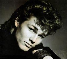 Morten Harket - the voice of A-ha