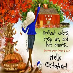 Hello October Images September Sassy Quotes Fall