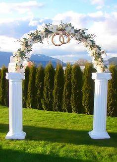 wedding+arch | Wedding Arch