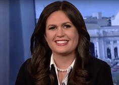 Los Angeles Times Refers To White House Press Secretary Sanders As Chunky Soccer Mom