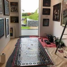 Publication de  La Maison du Vitrail Andrieux Rugs, Art, Home Decor, Stained Glass, House, Farmhouse Rugs, Art Background, Decoration Home, Room Decor