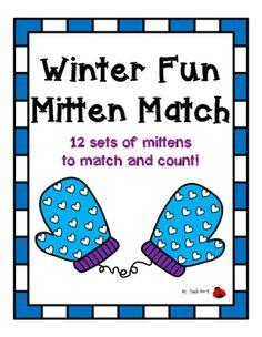 Winter Mitten Match
