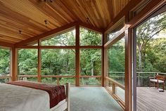 Mamaroneck Residence by Stephen Moser Architect by Home Adore, via Behance