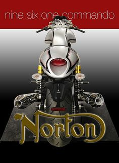 norton961 One of my snaps I've made into Norton poster
