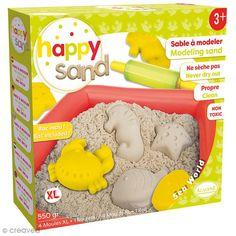 Compra nuestros productos a precios mini Kit Happy Sand 550 g - Moldes XL - Mar - Entrega rápida, gratuita a partir de 89 € ! Kit S, Winnie The Pooh, Disney Characters, Mini, Magic Sand, Crafts For Kids, Desktop, Products, Creativity