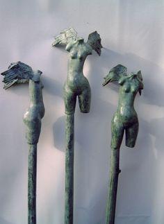 Bronze Sculpture - Angels by Ad Renders