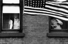 Robert Frank, Parade - Hoboken, NJ, 1955