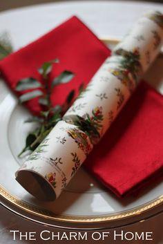English Christmas Crackers