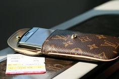 there's something I like about an LV phone case