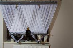 firanka v firany sopel panele ekrany woal nowość!! Hallway Decorating, Drapery, Window Treatments, Home Crafts, Bears, Windows, House, Home Decor, Curtains