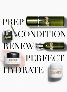 Part ritual. Part regimen. One #VisionOfPerfection. Find your perfect regimen at LaMer.com