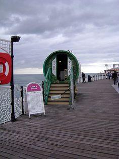 Tarot on the Pier