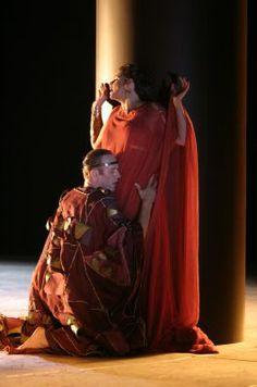 susan graham opera singer   kurt streit as nero and susan graham as poppea photo 2006 robert ...