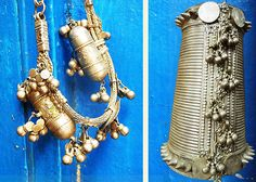 SIlver Jewelry Kutch, Gujarat, India | Gaatha . गाथा ~ handicrafts