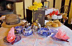 Rocke Cottage Tearoom, Clungunford, near Ludlow, Shropshire