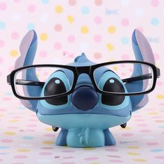 Disney Lilo Stitch Eye Glasses Sunglasses Stand Statue | eBay