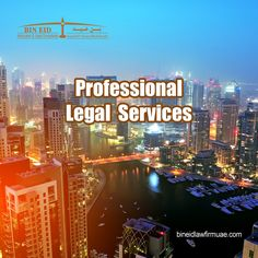 Get professional legal services in Dubai. We are a local law firm with over 16 years of experience. We have a multi-national and multi-lingual team of lawyers and legal consultants. Call us @ 600 544 009 or visit our website for Free Consultation.  https://bineidlawfirmuae.com/dubai-lawyers/ #dubailawyer #dubailawfirm #dubai #dxb #uae #legaladvice #bineidadvocates #bineidlegalconsultants #bineidlawfirm #uaelawfirm #dubaiadvocates