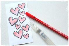 Kouzelné fixy Pen 68 - Kreslení a malování Art Supplies