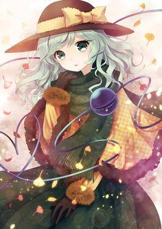 touhou Part 275 - - Anime Image Anime Girl Cute, Beautiful Anime Girl, Kawaii Anime Girl, I Love Anime, Anime Art Girl, Anime Girls, Manga Anime, Touhou Anime, Moe Anime