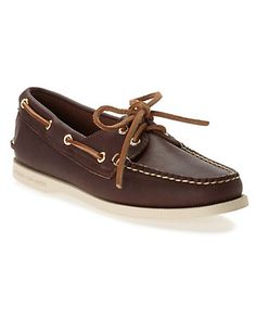 """Some of you have to get in on this: Sperry Top-Sider Women's """"Made in Maine"""" Leather Boat Shoe--MADE IN MAINE!!! If only I had the money RIGHT NOW to get these-hurrah for bringing things back to the USA!"""