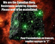 The Canadian Borg