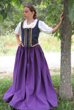 Shopping Best Finds · Tudor Costumes For Girls · Childu0027s Lock Lace Bodice  $65 Lacing The Grommets Up The Back Sides And Front Allows For