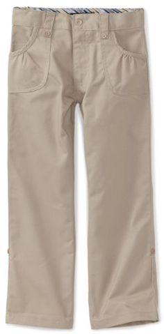 U.S. Polo School Uniform Girls 7-16 Twill Roll Up Pant, Khaki, 8 U.S. Polo School Uniform,http://www.amazon.com/dp/B007SLD2QI/ref=cm_sw_r_pi_dp_6s01sb0XN8FYB8S9