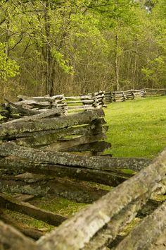 xx..tracy porter..poetic wanderlust...-Split Rail Fence