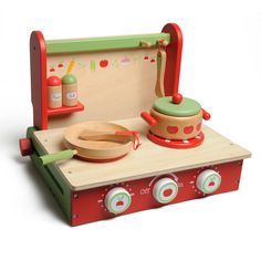 #toykitchen #wood | Dille & Kamille