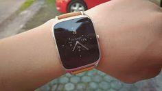 Review Asus Zenwatch2, Sebuah Android Wear yang trendy dan elegan