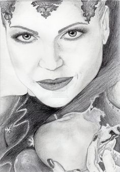 Regina- Once Upon a Time by julesrizz.deviantart.com on @deviantART