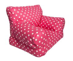 Bean Bag Chair for the Little Ones. Babies and Toddlers Will Love This Chair - Multiple Color