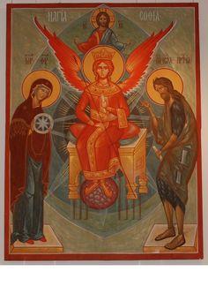 Holy Sophia (wisdom of God)