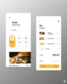 Share your thoughts on this design and make sure you check out the amazing author: Ui Design Mobile, Design Ios, Game Ui Design, Flat Design, Graphic Design, Conception D'applications, Mobile Application Design, App Design Inspiration, Mobile App Ui