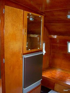 """1964 Shasta Travel Trailer: INTERIOR - """"Before"""" Photos of The Shasta and a few """"Afters"""""""