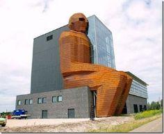 weird odd strange funny interesting bizarre unusual architecture buildings
