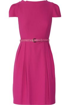 Alice + Olivia - I adore the color and cut of this dress. Very retro and modern at the same time.