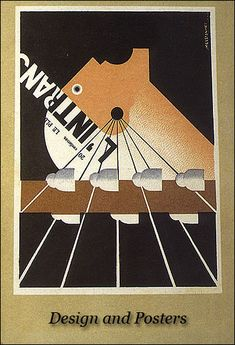 Larranaga Havana Cigars Vintage Poster Fine Art Lithograph Jean Carlu S2
