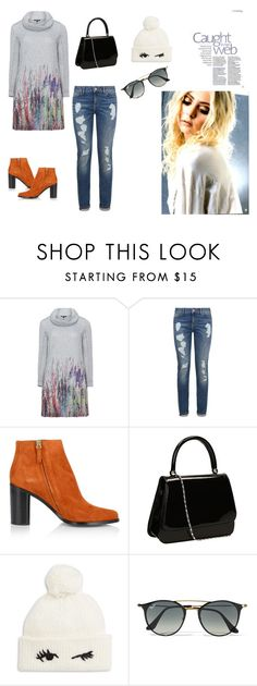 """""""Women's fashion"""" by room140701 ❤ liked on Polyvore featuring Twister, Tommy Hilfiger, Chloé, Kate Spade and Ray-Ban"""