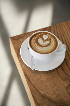 Cappuccino at Shed. Healdsburg CA - photography inside the cafe - photographer: Katie Newburn