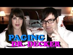 """Paging Doctor Decker - At my last doctor's appointment, I talked with my doctor about the recent """"HIV cure within months!"""" headlines that were floating around online and also my decision to switch HIV meds. Part of that discussion is in this week's Shawn and Gwenn video, as well as an exciting new """"Paging Doctor Decker"""" segment... A blog by Shawn Decker"""