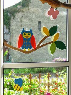 Meine grüne Wiese: Das renovierte Herbstfenster ;-)